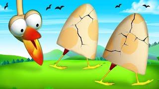 getlinkyoutube.com-Funny Animals Cartoons Compilation Just for Fun !!!   HooplaKidz TV