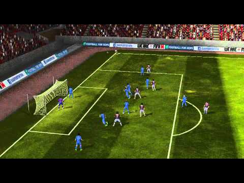 FIFA 14 Android - Los Mendacium VS Real Madrid