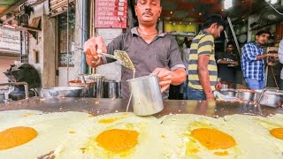 Indian Street Food Tour in Chennai, India | Street Food in India BEST Curry! width=