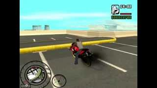 getlinkyoutube.com-Gta san - Honda Cbr 150 เทสเสียง