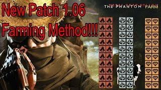 getlinkyoutube.com-MGSV- Patch 1.06 Great Resource Farm Method!