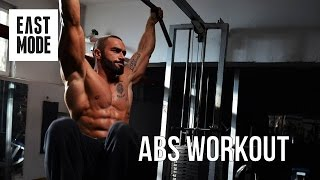 getlinkyoutube.com-Lazar Angelov: Abs Workout