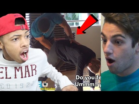 BOYFRIEND WATCHES GIRLFRIEND CHEAT WITH YOGA INSTRUCTOR! (GONE WRONG!)