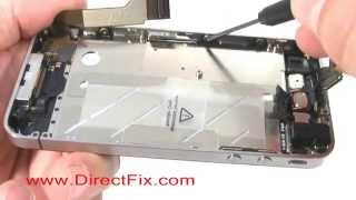 getlinkyoutube.com-How to iPhone 4 Screen Replacement Directions