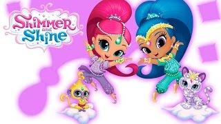 getlinkyoutube.com-ShImmer and Shine Season 1 - Two Little Princess - Cartoon For Baby
