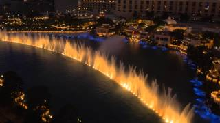getlinkyoutube.com-Tiesto - Bellagio Fountains, Las Vegas