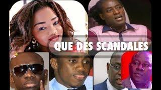 Zapping de la Semaine , Divorce de Fama Thioune , Macky Sall hué , Mame Goor Clash les fan de...