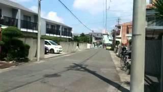 自転車でミュージックホーン鳴らしてみた!!