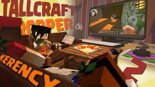 getlinkyoutube.com-GIOCARE A MINECRAFT DENTRO A MINECRAFT?! - Minecraft ITA - Tallcraft Dropper #2 w/ KeNoia Marcy