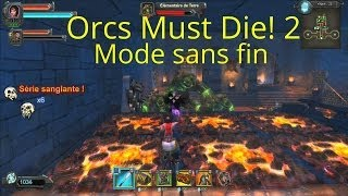 getlinkyoutube.com-Détente sur Orcs must die! 2 - Mode sans fin avec Darkblood