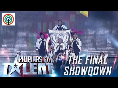 Pilipinas Got Talent Season 5 Live Finale: Power Impact - Dance Group