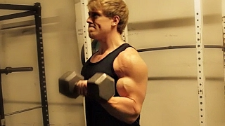 getlinkyoutube.com-The Truth about Over-Training and Arm Development...