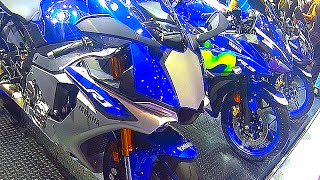 getlinkyoutube.com-All new Yamaha 2015, 2016: R1, R3, R15