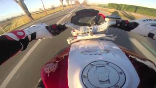 getlinkyoutube.com-First ride on my Mv Agusta Brutale Dragster 800 RR