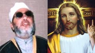 دكتور نصراني امريكي يتحدي الشيخ كشك بمناظرة داخل المسجد لاثبات ألوهية المسيح