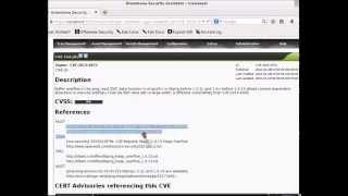 getlinkyoutube.com-Scanner de vulnérabilité : Fondamental tutoriel FR [Part1/2]