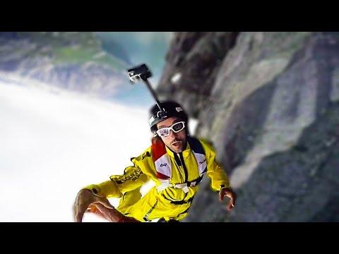 SBK Heliboogie 2015 Recap | BASE JUMPING in Norway | Negative4 Productions