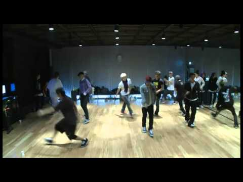 BigBang - Somebody to Love (dance practice) DVhd