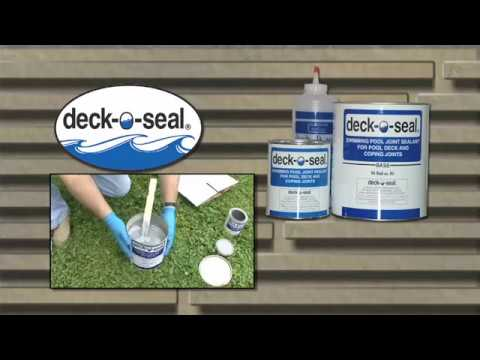 Meadows Deck-O-Seal Quick Mix Training