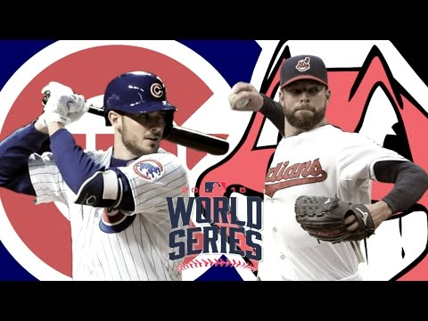 Cubs-Indians 2016 World Series: Hype Video