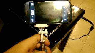 getlinkyoutube.com-Selfie stick dont work with Samsung Galaxy S3