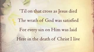 getlinkyoutube.com-In Christ Alone - Worship Lyrics