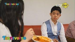 김구라 김동현의 김부자쇼 - Ep.04 : 생일파티에서 여자들이 느끼는 남자의 매력