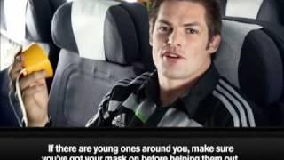 getlinkyoutube.com-Air New Zealand Hilarious Flight Safety Video