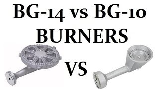 getlinkyoutube.com-testing BG14 vs BG10 burners