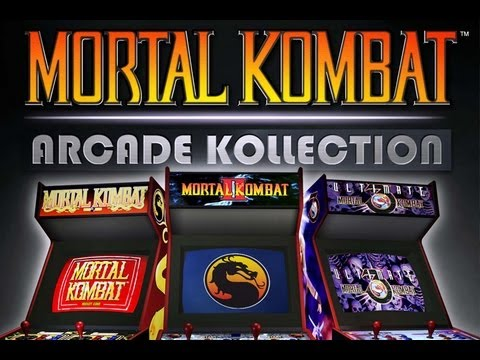 CGRundertow MORTAL KOMBAT ARCADE KOLLECTION for PlayStation 3 Video Game Review