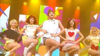 getlinkyoutube.com-【TVPP】Hello Venus - Venus, 헬로비너스 - 비너스 @ Hot Debut, Show Music Core Live
