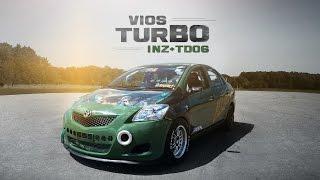 getlinkyoutube.com-Toyota Vios Turbo กับชุมพลัง 1NZ พ่วงด้วยเทอร์โบ TD-06 By BoxzaRacing.com