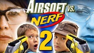 getlinkyoutube.com-Airsoft vs Nerf 2