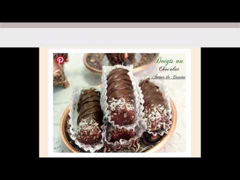 doits au chocolat très facile, صبيعات بالشكلاط