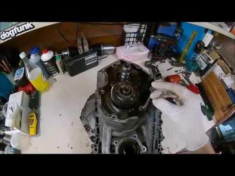 SAAB () GM () F35 Transmission Disassembly