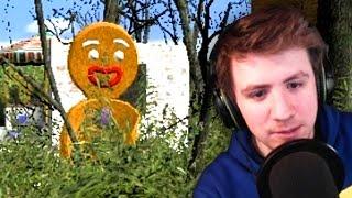 Gmod Funny GINGERBREAD MAN Mod (Garry's Mod)