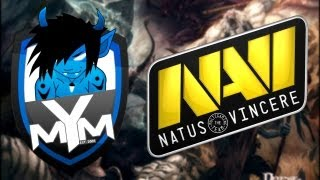 getlinkyoutube.com-MYM vs Na`Vi - BEST DOTA 1 GAME