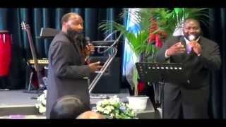 getlinkyoutube.com-Prophet Dr. David Owuor - Rebuking giving false information to immigration