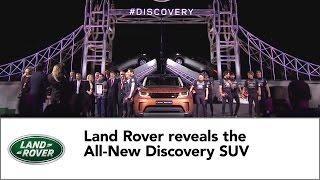 getlinkyoutube.com-Land Rover reveals the All-New Discovery SUV