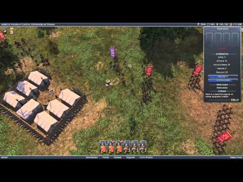 Let's Play Grand Ages: Rome 8 (Patara. Military Infrastructure, Triumphal Arches, Roma Victor!)