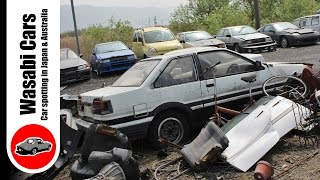 getlinkyoutube.com-Initial D just GOT REAL *JUNKED* AE86, R32 Skyline,  FC3S RX-7 & More