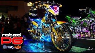 getlinkyoutube.com-MotorShow Suzuki Raider 150 2016 (BLUEterte)