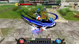 Kritika Online : Shadow mage vs Valkyrie 1 - 2016.10.25