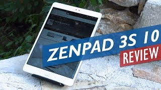 getlinkyoutube.com-ASUS Zenpad 3S 10 Review - Best Android Tablet of 2016?