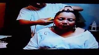 getlinkyoutube.com-Hermana Rapa Cabeza Por Promesa De AMOR