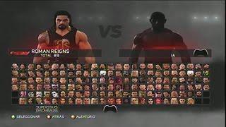 getlinkyoutube.com-WWE 2K17 - ALL SUPERSTARS, ARENAS, CHAMPIONSHIPS AND ATTIRES UNLOCKED XBOX 360/PS3