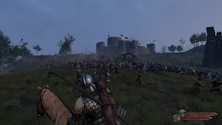 Mount & Blade II: Bannerlord - E3 2016 Siege Gameplay