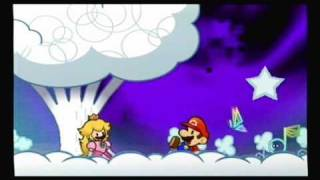 getlinkyoutube.com-Super Paper Mario: Overthere Apple Effects