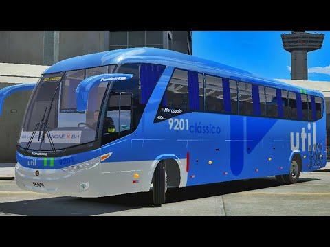 Ônibus Viação Util - GTA IV