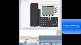 getlinkyoutube.com-Configuracion VoIP, Telnet, Rutas estaticas, DHCP, VLAN -- CISCO Packet Tracer